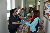 Střední škola zdravotnická a sociální Chrudim uspořádala den otevřených dveří.