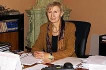 Milena Burdychová.