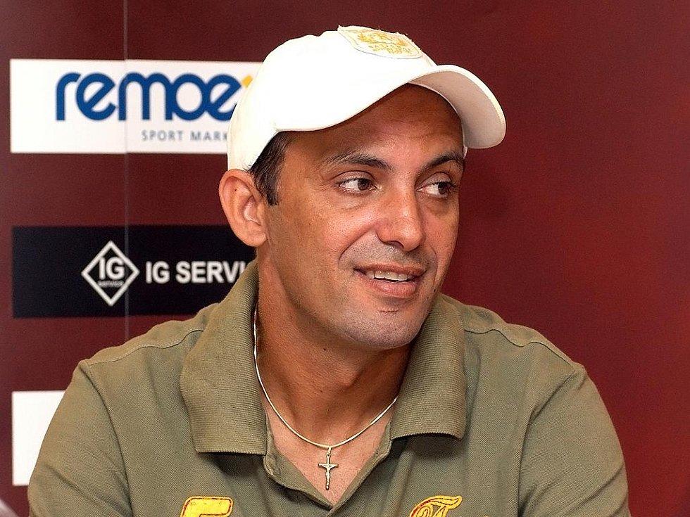 Brazilský futsalista Cacau.