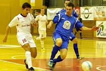 FK Era-Pack Chrudim - SAT-AN Kladno 16:1 (10:0).