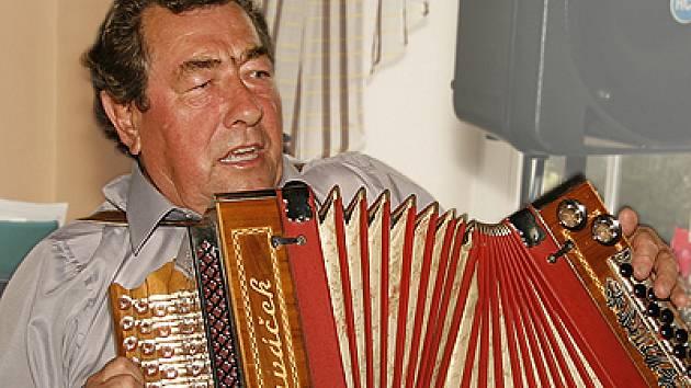 Tváří týdne se stal František Vaško z Hlinska.