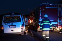 Při střetu dvou vozidel poblíž motorestu Skalka na silnici mezi obcemi Slatiňany a Nasavrky byl jeden z řidičů zraněn.