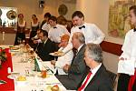 Hotelovou školu Bohemia v Chrudimi navštívil mexický velvyslanec.
