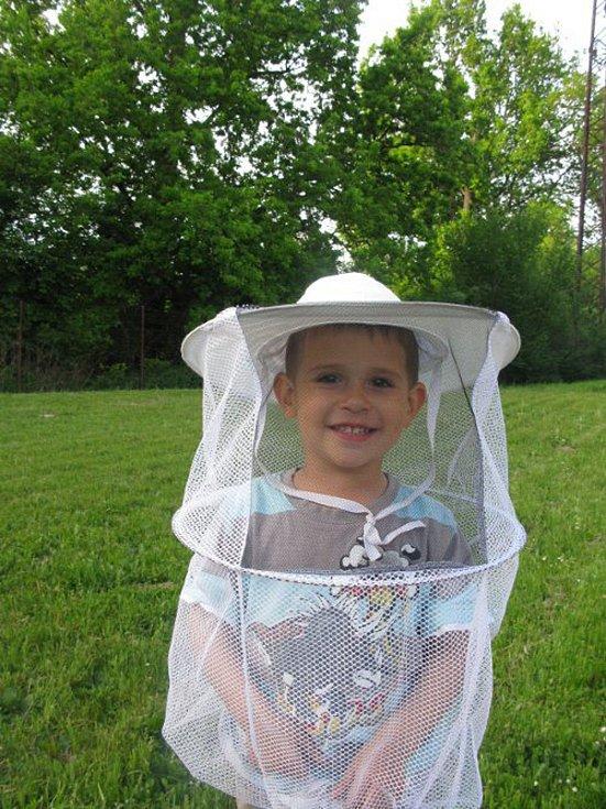 Nejmladší včelař