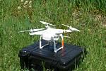 Jeden dron si pořídil také Pardubický kraj pro své potřeby.