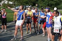 Klub rekreačních běžců přispěl k oslavám 90. výročí chrudimské atletiky svou akcí, 3. ročníkem Monackého maratonu.