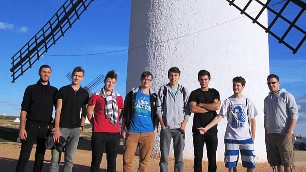 Žáci třemošnické školy cestují Evropou