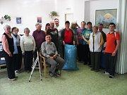 Míša Tereska rehabiluje v lázních v Klimkovicích