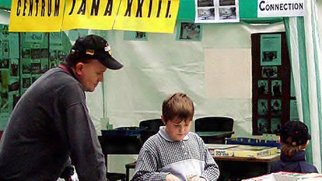 V katalogu nebude chybět ani občanské sdružení Centrum Jana XXIII., které v Hlinsku organizuje řadu akcí.