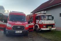V Bojanově křtili nový hasičský vůz