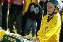 Petra Čaloudová.