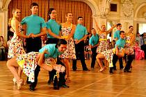 """V Chrudimi se uskuteční 1. května již poosmnácté mezinárodní taneční festival """"Plesové choreografie a párové tance 2011"""""""