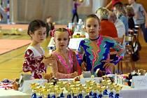 V chrudimské sportovní hale vyvrcholila Východočeská liga gymnastek pátým letošním závodem