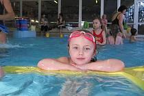 Zavedení šatních skříněk do pokladního systému krytého bazénu nebo venkovní sauna a ochlazovna. To budou nejvýznamnější akce Sportovních areálů města Chrudim v letošním roce.