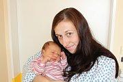 ELIŠKA CHLADOVÁ (4,07 kg a 51 cm) – toto jméno vybrali 11.8. ve 21:35 pro svou prvorozenou dceru Kateřina a Jiří z Jeníkova.