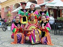 Festival Obžínky v Chrudimi opět představil výběr toho nejlepšího z českého, moravského i slovenského folkloru.