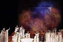 ZÁVĚREČNÝ KONCERT. Opera Giuseppe Verdiho Aida v podání Severočeského divadla opery a baletu v Ústí nad Labem udělá velkolepou tečku za letošním festivalem 15. května, kdy bude od 16 hodin uvedena ve skutečském Kulturním klubu.