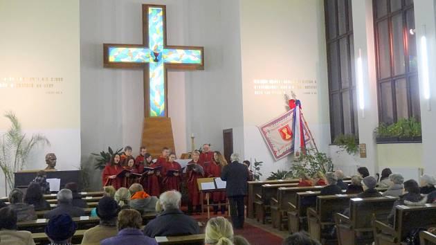 Adventní koncert souboru Malíkchor v kostele církve Českobratrské