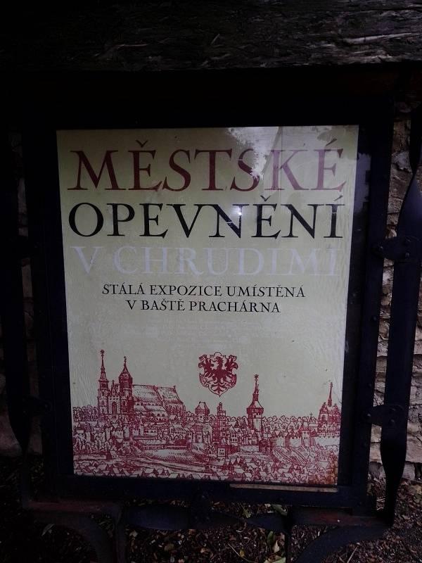 Den otevřených dveří památek v Chrudimi.