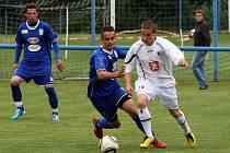 Tomáš Malinský už obléká dres FC Hradec Králové v I. lize.
