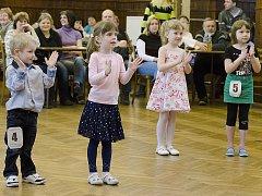 V Chrasti se uskutečnila taneční soutěž O Pohár taneční školy Bohemia.
