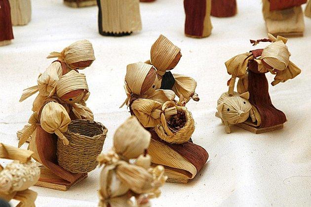 V hlineckém Muzeu byla otevřena výstava betlémů.
