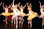Závěrečné představení tanečního oddělení ZUŠ Chrudim - pohádka Princezna se zlatou hvězdou na čele
