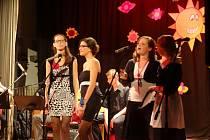 Koncert na oslavu 30. výročí založení Základní školy Ležáků v Hlinsko