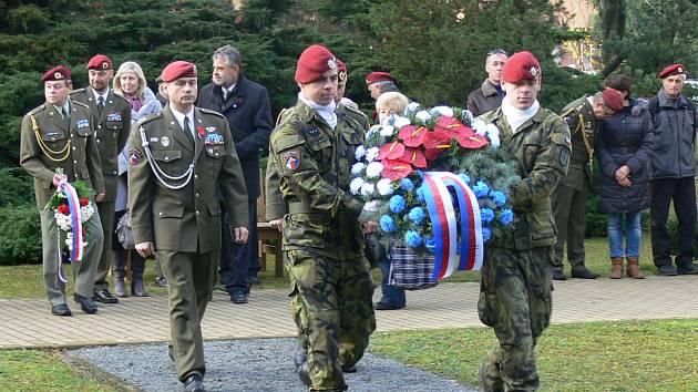 Den válečných veteránů v Chrudimi
