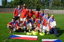 Dorost hasičů ze Zbožnova se probojoval na Mistrovství republiky.