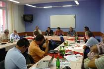 V Seči se sukutečnila schůzka představenstva Krajské hospodářské komory Pardubického kraje.