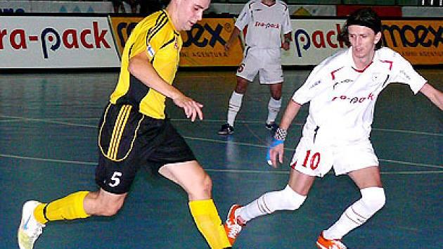 Z utkání Era-Pack - Ilves Tampere.