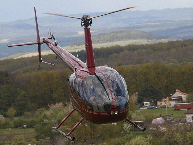 Součástí programu v Rané budou i vyhlídkové lety vrtulníkem.