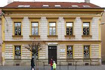 Základní škola v Heřmanově Městci.