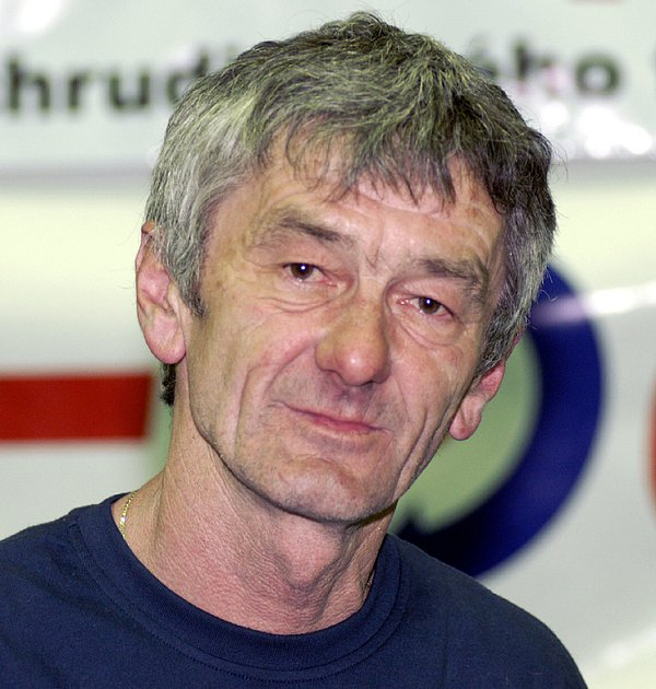 Petr Mareš, otec futsalových opor Era-Packu Romana a Michala.