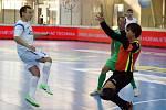 UEFA Futsal Cup 2012: Energia Lvov – Targu Mures 6:3.