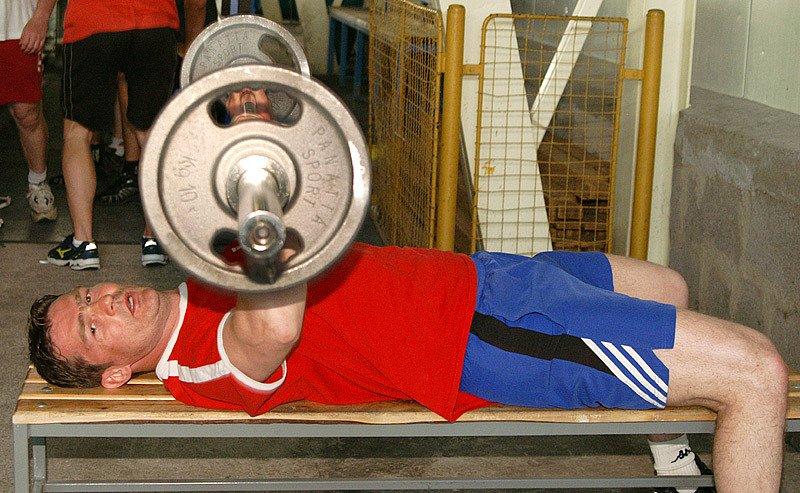 Prvoligový hokejový nováček z Chrudimi začal přípravu na novou sezonu.