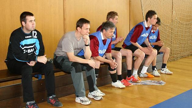 Hotelová škola Bohemia v Chrudimi pořádala další ročník fotbalového turnaje pro soukromé střední školy.