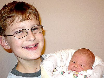 Kristýnka Plíšková z Nasavrky potěšila rodiče váhou 3350g a mírou 51cm.