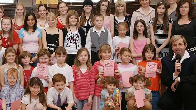 Taneční škola Bohémia Chrast uspořádala taneční soutěž s názvem Pohár TŠ Bohémia.