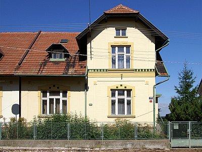 Charvátova vila.