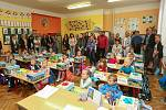 První školní den na ZŠ Smetanova v Hlinsku