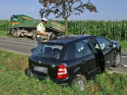 Tragická nehoda stála život čtyřletou dívku.