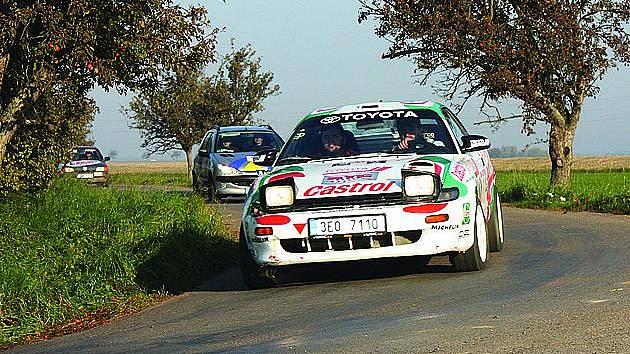 1. chrudimský rallye sprint.