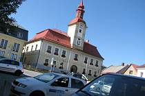 Městský úřad v Hlinsku.