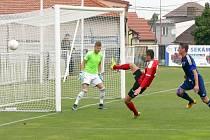 MFK Chrudim - SK Zápy