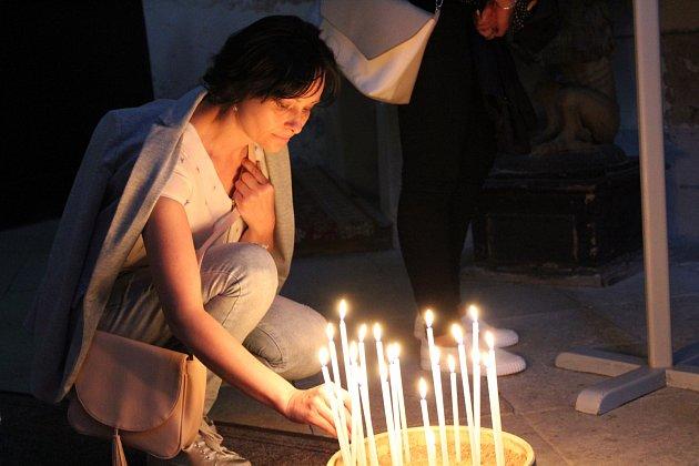 Noc kostelů 2017 v Chrudimi