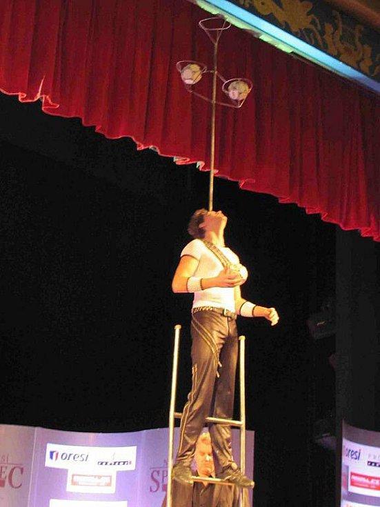 Alexovo vystoupení diváky pobavilo i ohromilo.