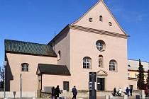 Muzeum barokních soch v Chrudimi.