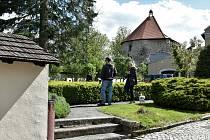 Nově otevřený hrad Rychmburk přivítal první návštěvníky